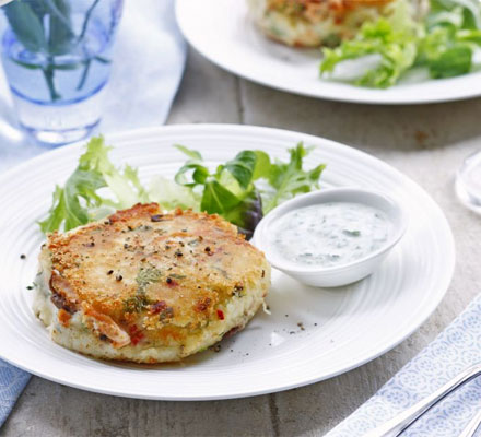 Indian-fish cakes