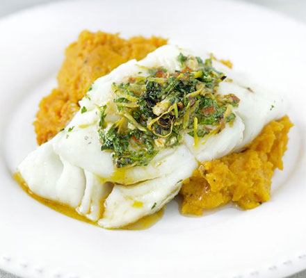 Moroccan spiced fish