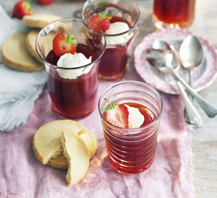 Pimm's jelly