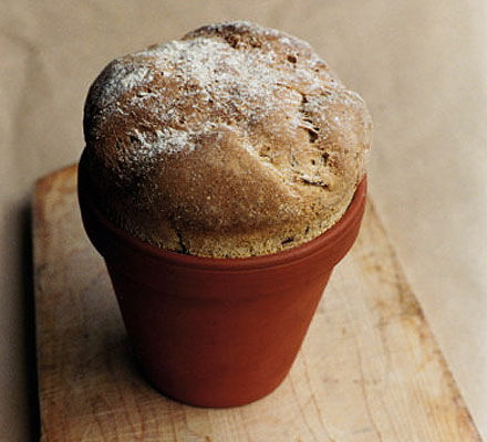 Clay-pot bread