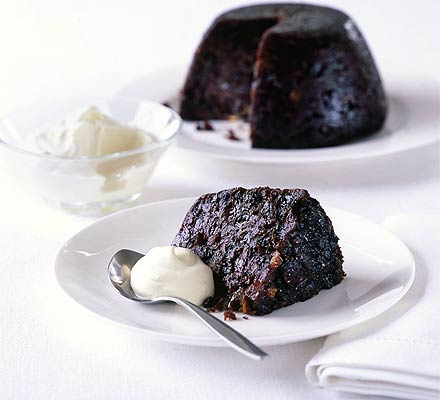 Guinness pudding